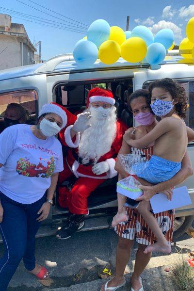 Natal Mágico C.E.B.M. São Mateus